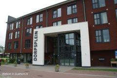 Zonnehuis-dorpsplein