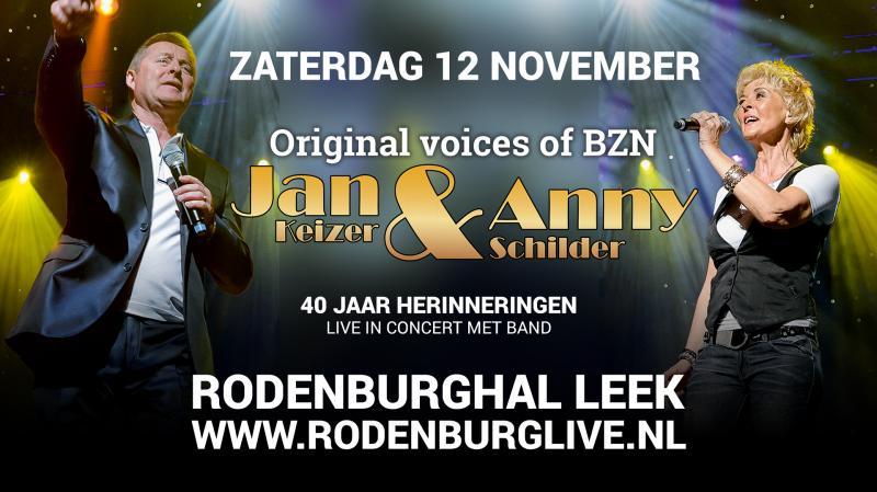bzn 40 jaar 40 jaar BZN Live in Leek   Muziek   Agenda   In Het Westerkwartier bzn 40 jaar
