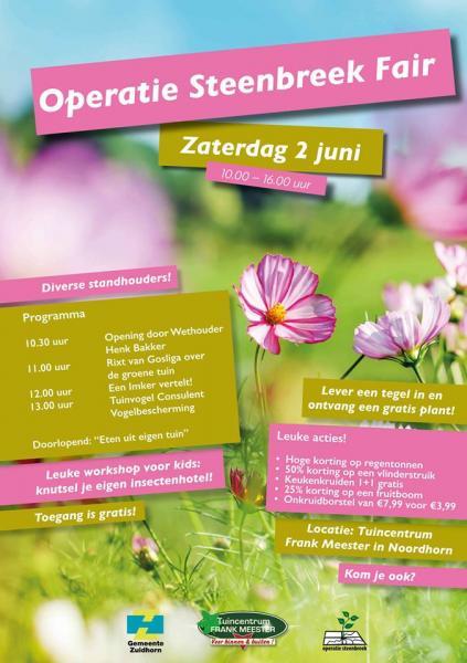 Steenbreek fair