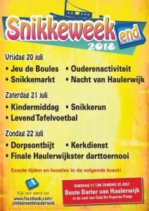 Snkkeweek