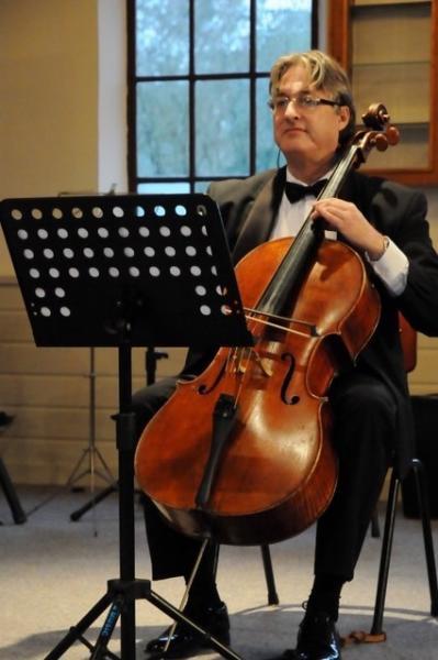 Foto johannes van gleich cello