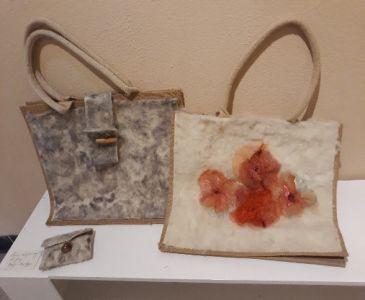 Voorbeeld van een tas