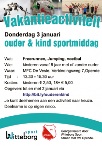 3 jan opende