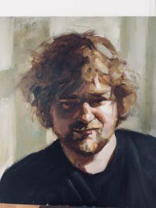 Portret gemaakt door Janneke Holtkamp