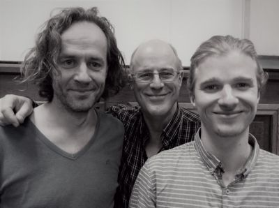 Persfoto frans vermeerssen trio in feerwerd