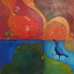 Compositie van Iris Groenewold
