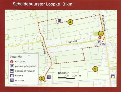 Folder sebaldebuurster loopke  route