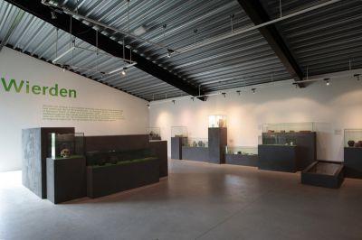 Museum wierdenland zaal