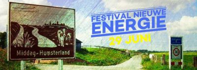 Festival nieuwe energie