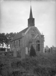 Kerk Nuis omstreeks 1919