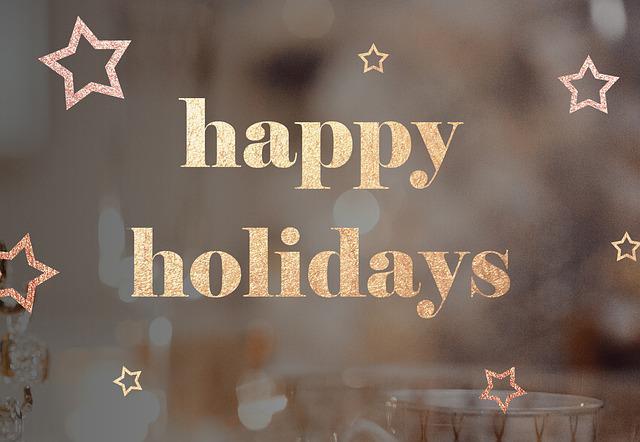 Kerst vakantie pixabay