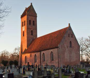 Church of midwolde (leek) 1