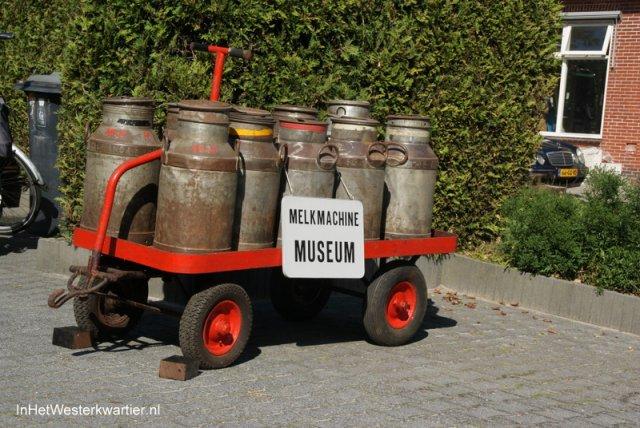Melkmachine museum